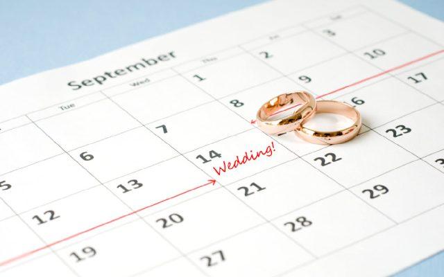 結婚式前のシェービングのタイミング エステとシェービングのベストなスケジュール